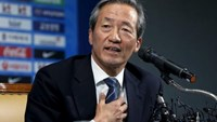 Chung calls Blatter 'hypocrite' and plans to sue FIFA president