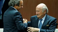 Ethics body suspends Blatter, Platini from world soccer