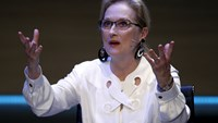 Stars including Meryl Streep talk at Women in the World summit