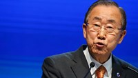 Ban Ki-Moon: Our main goal is global sustainability