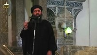 Islamic State leaders killed in Iraq airstrike, Baghdadi not among them