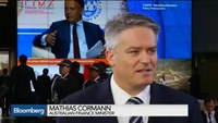 Australia's Cormann wants free-trade deals passed ASAP