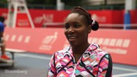 Venus Williams: Entrepreneurial Ace, tennis powerhouse
