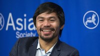 Pacquiao: running for Senate to help people