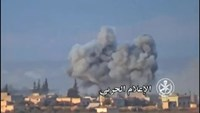Syrian forces gain after Russian air strikes
