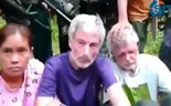 Disturbing video shows Philippines hostage appeal