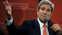 Kerry seeks to calm Palestinian-Israeli tensions