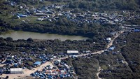 Calais migrant camp numbers double to 6,000