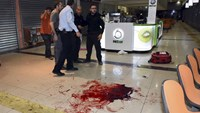 Gunman kills one, wounds eight in Israeli city of Beersheba