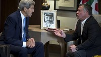 Kerry meets Abbas on Israeli-Palestinian violence