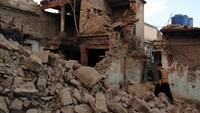 Death toll mounts after Afghanistan earthquake