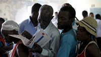 Security tight as Haitians vote in landmark elections