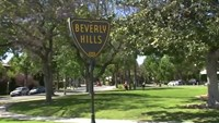 Beverly Hills cops drought fine