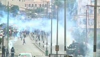 Clashes on West Bank day of rage