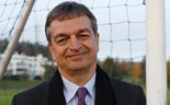 FIFA candidate Champagne wants change of style