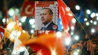 Turkey set to return to single-party rule in boost for Erdogan