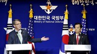 U.S. Sec of Defense to North Korea: cease nuclear programs