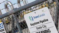 TransCanada requests suspension of Keystone XL permit
