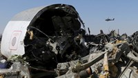 Security sources: Bomb by ISIS likely caused Russian crash