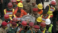 Search for Pakistan collapse missing