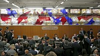 Rome's biggest mafia trial gets underway