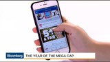 Facebook leads in the year of the mega cap