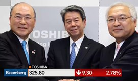 Toshiba sues five former execs over accounting scandal
