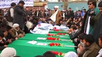 Brutal sectarian killings prompt ethnic Afghan protest
