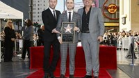Daniel Radcliffe emotional as he receives star