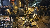 Two suicide bombers hit Hezbollah bastion in Lebanon, 43 killed
