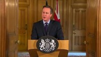 Attack in Britain 'highly likely': Cameron