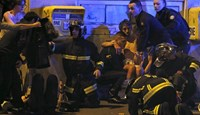 At least 30 reportedly dead in Paris shootings