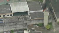 Riot at Brazilian juvenile detention center, hostages taken