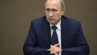 Russia will support Syrian opposition in fight with IS: Putin