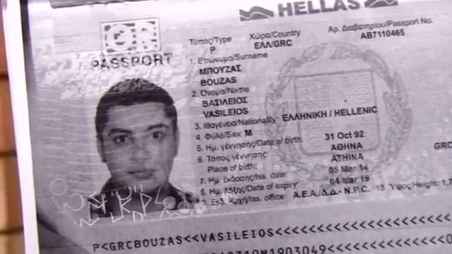 Lookup A Number >> Honduras holds bogus-passport Syrians   World   Thanh Nien Daily