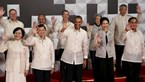 On the APEC sidelines