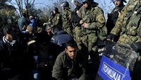 Balkan states begin rejecting economic migrants