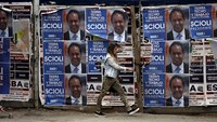 Argentina readies for Sunday presidential run-off vote