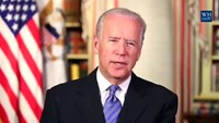 Biden says US will not 'betray our ideals' after IS attacks