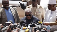 "President Keita: ""Mali will not shut down"""