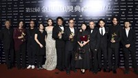 """The Assassin"" cleans up at Golden Horse awards"