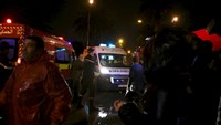 Apparent suicide attack on Tunisian presidential guard bus kills 12
