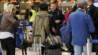 Tighter security for Thanksgiving travel