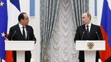 Hollande and Putin to join forces over Islamic State