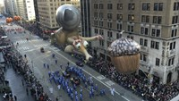 NYC Thanksgiving parade held without incident