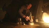Crimea in near darkness as energy crisis continues