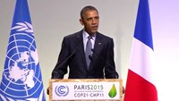 Obama says U.S. will step up on climate change