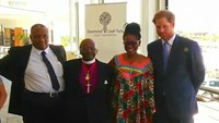Prince Harry awards Desmond Tutu top U.K. honor