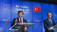 Declaring 'new beginning,' EU and Turkey seal migrant deal