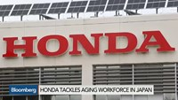 Honda raises retirement age to 65